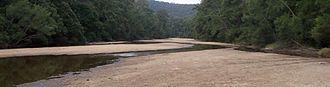 Upper Colo - Upper Colo River
