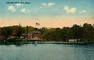 Columbia Mills, Lee, MA