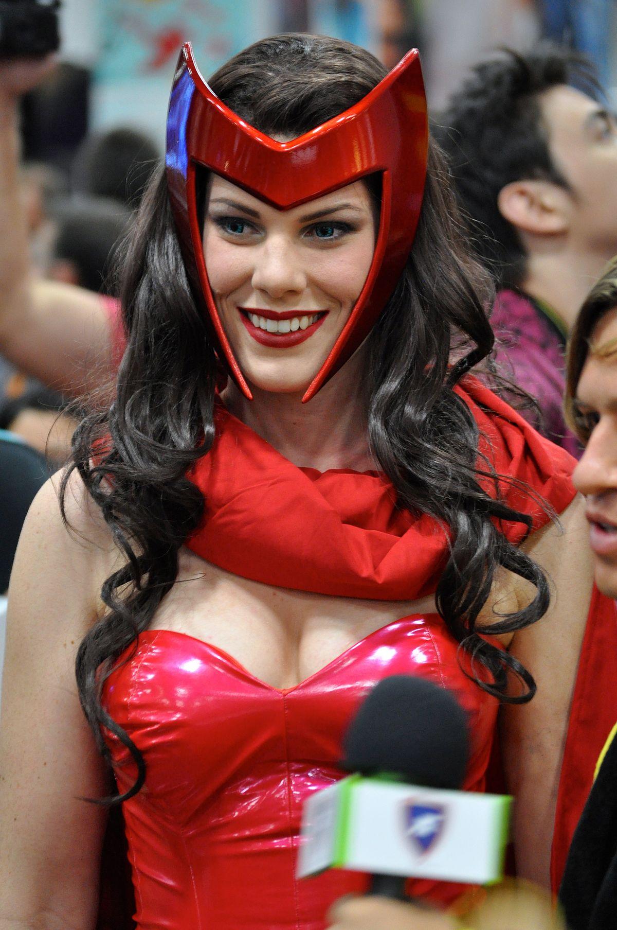 scarlet witch � wikipedia wolna encyklopedia