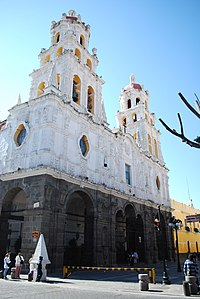 Templo de la Compañía (Puebla)