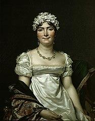 Portrait de la Comtesse Daru