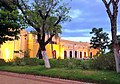 Concepcion municipality building at dusk.jpg