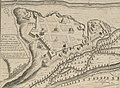 Coni ou Cuneo detail, Veüe de Verüe Ville de Piemont Située prés de la Riviere du Po (cropped).jpg