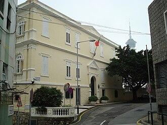 Consular missions in Macau - Portuguese Consulate General in Macau.