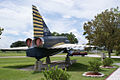 Convair YF2Y-1 Sea Dart 135765 RRear FLAirMuse 29Aug09 (14576604946).jpg