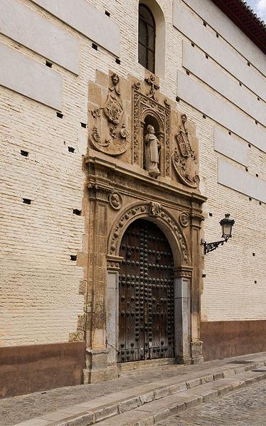 File:Convento Zafra Santa Catalina de Sienna Granada Spain.jpg