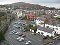 Conwy Castle, car park - geograph.org.uk - 1073083.jpg