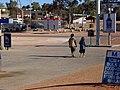 Coober Pedy, Mobil gas station - panoramio.jpg