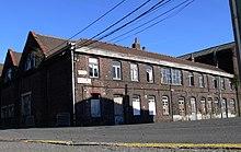 Coron urbanisme wikip dia for Maison typique du nord de la france