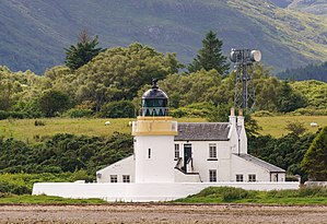 Corran, Lochaber - Corran Point Lighthouse