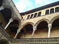 Cortile interno Museo archeologico nazionale tarquiniense 01.JPG