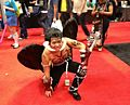 Cosplayer. New York Comic con. 2012.jpg