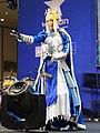 Cosplayer of Artoria Pendragon, Fate Grand Order 20190413b.jpg