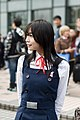 Cosplayer of Tamako Kitashirakawa, Tamako Market at CWT45 20170204a.jpg