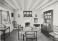 Cottages at Romford by Mackay Hugh Baillie Scott Interior 01.png