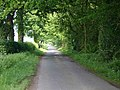 Country lane near Ryton Heath Farm - geograph.org.uk - 1901717.jpg