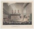 Court of Kings Bench, Westminster Hall (Microcosm of London, plate 24) MET DP873997.jpg
