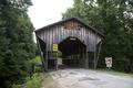 Covered bridge near Tannehill Ironworks, McCalla, Alabama LCCN2010641128.tif