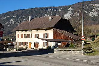 Crémines - Crémines village