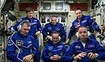 Crew from Soyuz MS-05 aboard of ISS.jpg