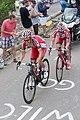 Critérium du Dauphiné 2014 - Etape 7 - Deux échappés à Finhaut (2).jpg