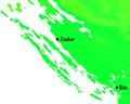 Croatia North Dalmatia blank.png
