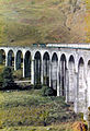 Crossing the Glenfinnan Viaduct - geograph.org.uk - 659940.jpg