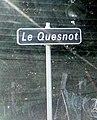 Crouy, (Somme, Fr), panneau, le Quesnot.jpg