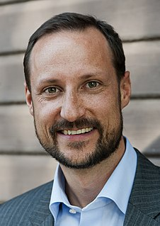 Haakon, Crown Prince of Norway Crown Prince of Norway