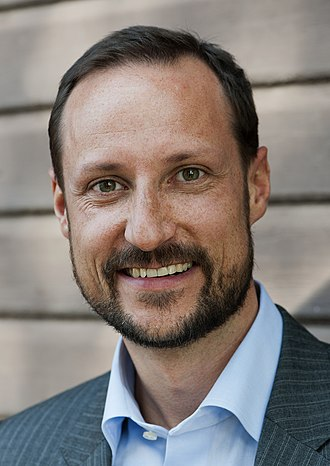 Haakon, Crown Prince of Norway - The Crown Prince in 2015