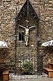 Crucifix - City Hall - Aachen - Germany 2017.jpg