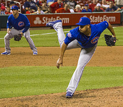 Castro double play in St.Louis, 2014