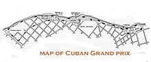 Cuban Grand Prix Circuit. Havana. 1957.jpg
