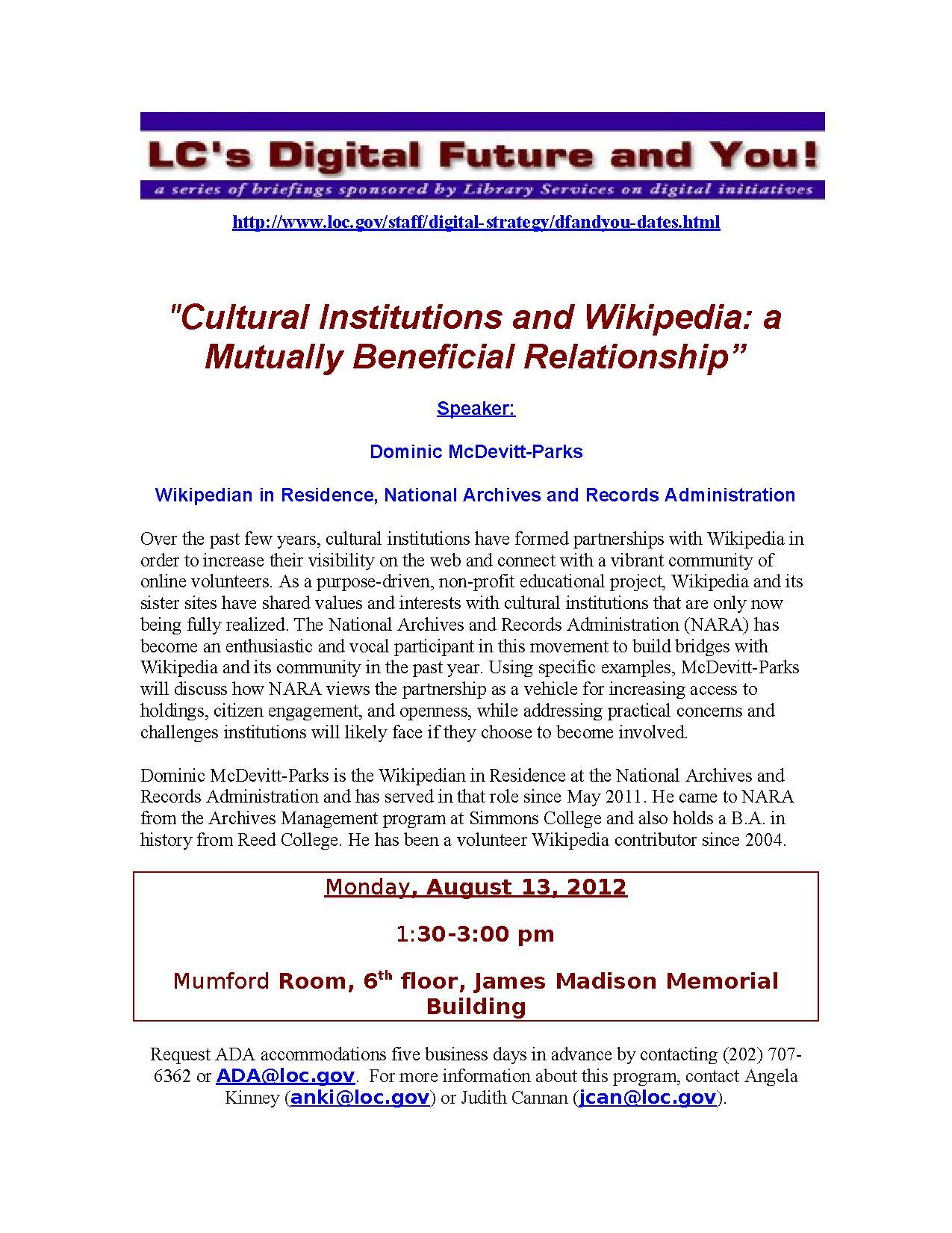File:Cultural Institutions and Wikipedia pdf - Wikimedia Commons