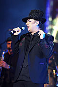 Boy George von Culture Club, 2011