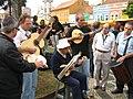 Curitiba - Feira do Largo da Ordem - Grupo de Chorinho.JPG