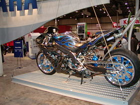Los distintos  tipos de motos custom 280px-CustomBike
