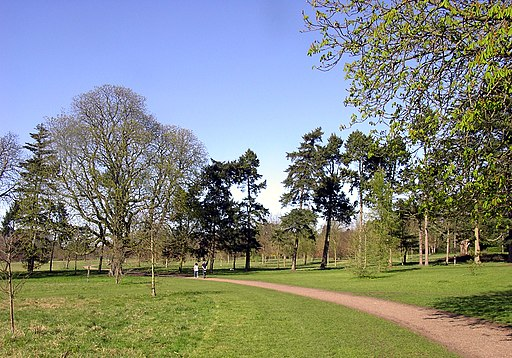 Cycleway in Nonsuch Park (geograph 2871364)