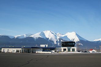 Smithers, British Columbia - Smithers Airport