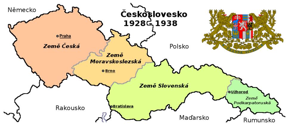 Czechoslovakia IV cs