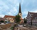 Dülmen, St.-Viktor-Kirche und Rathaus -- 2015 -- 8694.jpg