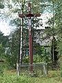 Dębowiec - krzyż przydrożny - 002.JPG
