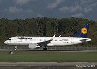 D-AIZY - A320 - Lufthansa