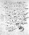 D.J. Larrey, Autograph letter dated 15th Feb. 1807 Wellcome L0010146.jpg