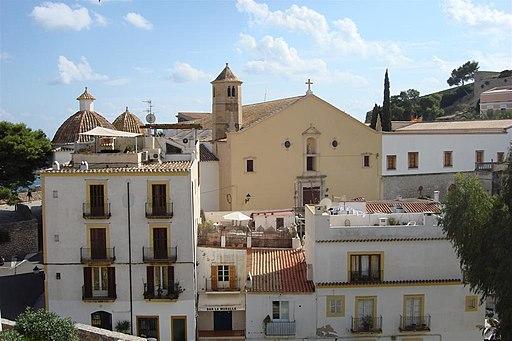 Sant Domingo, Dalt Vila (Ibiza-Stadt)