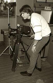 Daniel Bergman Swedish film director