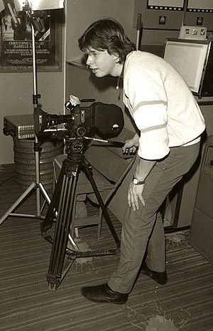 Daniel Bergman - Daniel Bergman, pictured in 1988