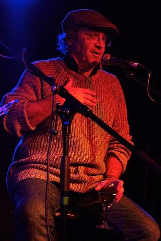 Danny Baker - Baker in 2012