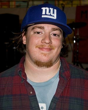 Danny Tamberelli - Danny Tamberelli in October 2008