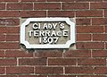 Datestone in Gladys Avenue - geograph.org.uk - 1535189.jpg